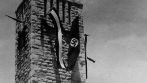 Dedication of Nazareth German War  Cemet