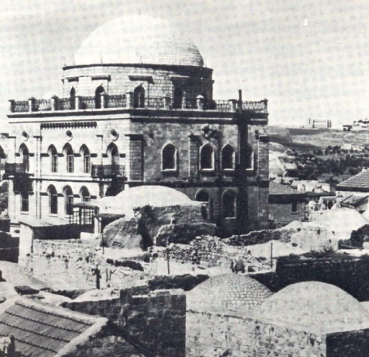 Tiferet Iisrael Synagogue