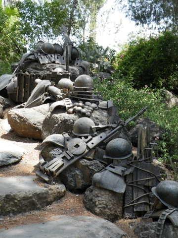 The Golani Memorial
