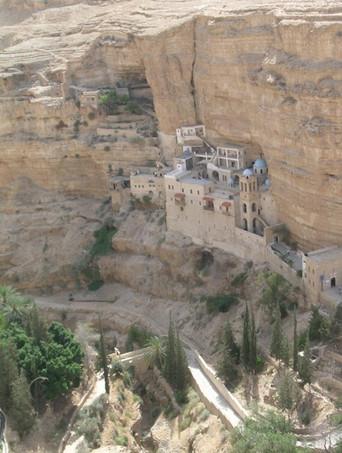 St. George Monastery, Wadi Kelt
