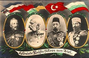 Heads of the Central Powers