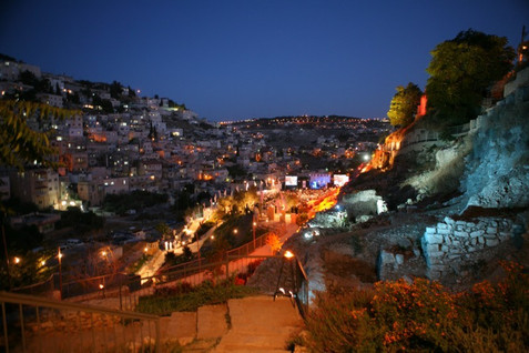 Night Concert in the City of David