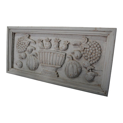 Italian Rustic Decorative Kitchen Plaque