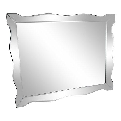 Scalloped Venetian Wall Mirror