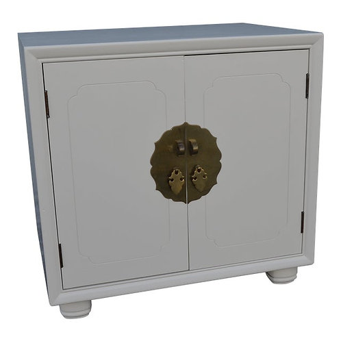 20th Century Chinoiserie Henredon Nightstand