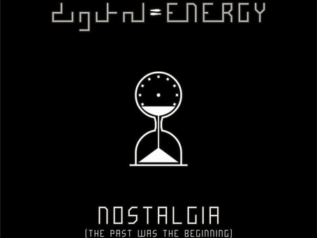 Review: Digital ENERGY — Nostalgia (The Past Was The Beginning)
