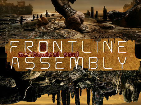 Review: Front Line Assembly — Mechanical Soul