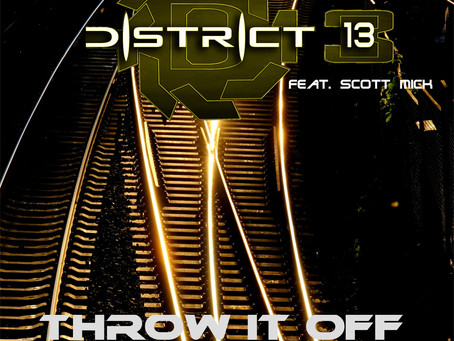 Review: District 13 — Throw It Off (RMX EP)