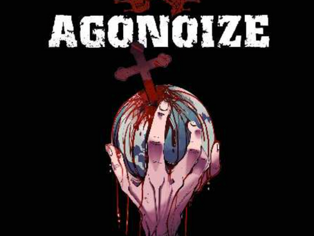 Review: Agonoize — 666 Degrees Below (EP)