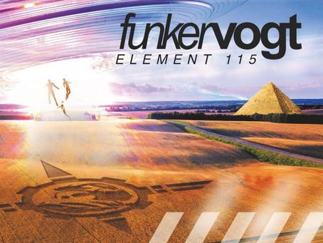 Review: Funker Vogt — Element 115 (Bonus Track Version)