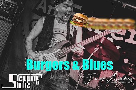 Blues Burgers & Beer