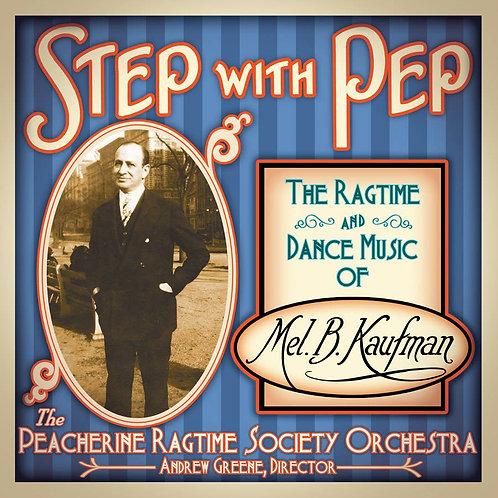 Step with Pep CD