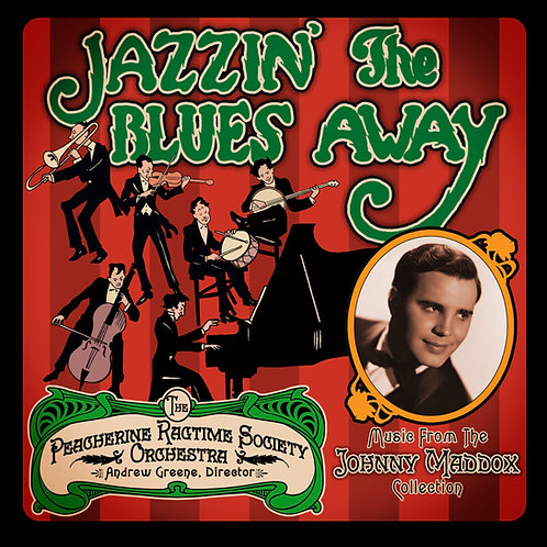 Jazzin' The Blues Away CD