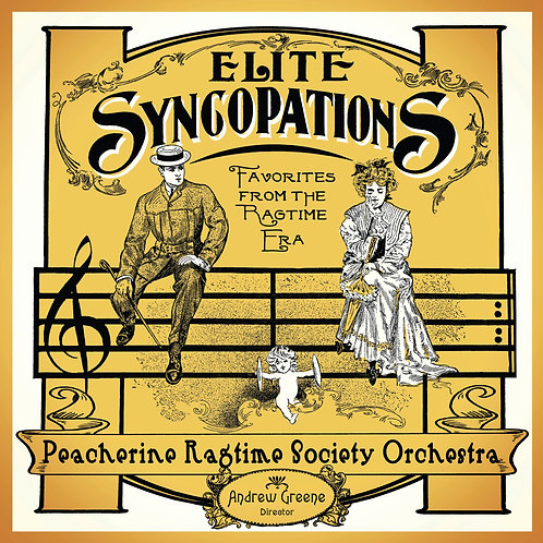 Elite Syncopations CD