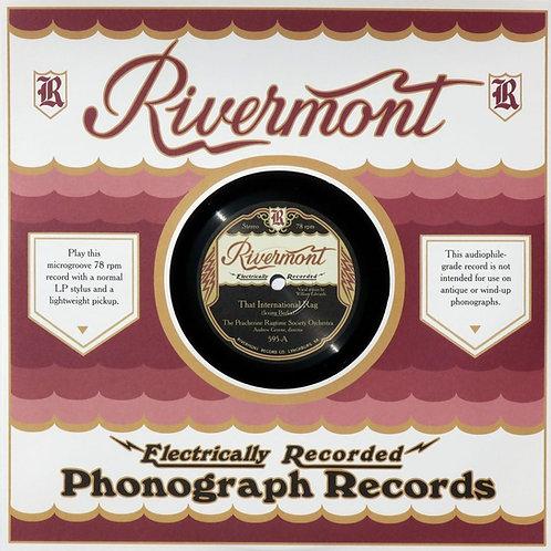 Vinyl 78 - Knockout Drops/That International Rag