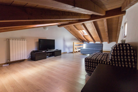 stanza per gli ospiti