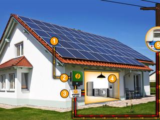 Gere a sua própria energia elétrica, para residência, comércio ou indústria. Passo a passo.