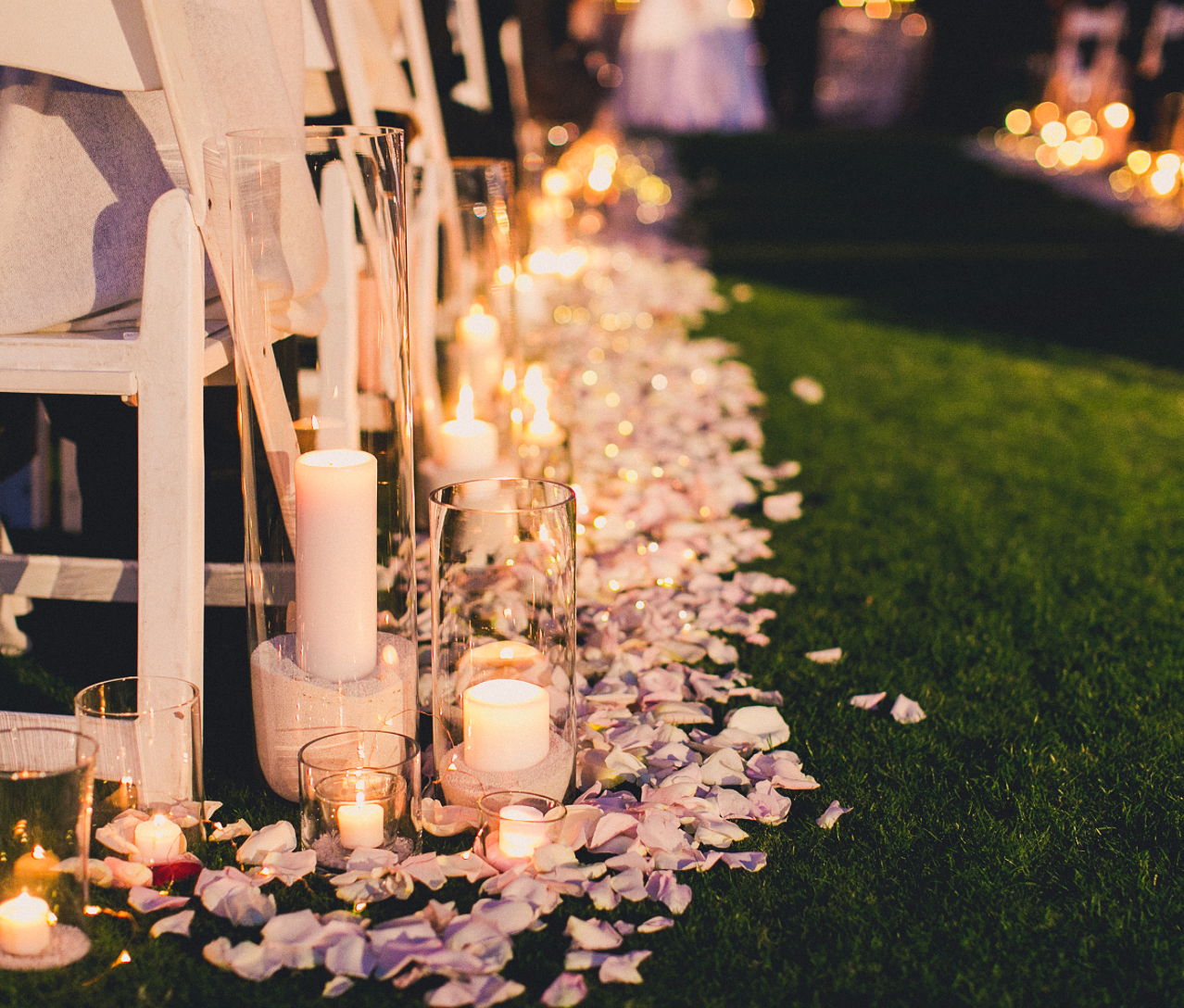 Gatsby Inspired Wedding