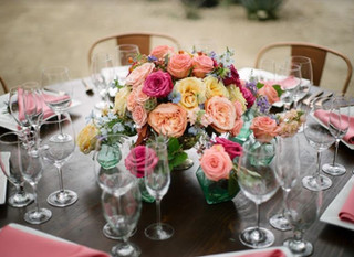 Inspiration for Choosing a Color Scheme for Your Wedding