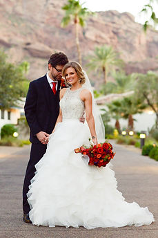 Paradise Valley Wedding, Luxury Wedding
