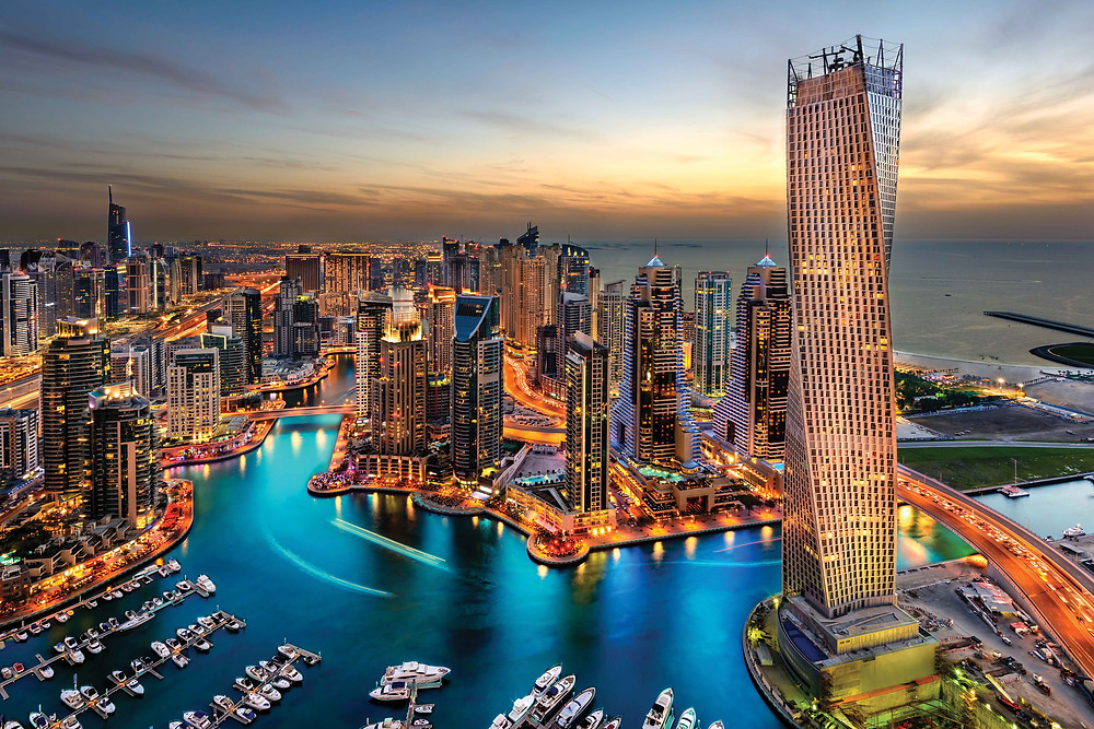 Dubai, photo credit: https://www.thebusinessyear.com/Content/articles/5c187417-6d99-4a2a-a02a-d123932fb9bb.jpg