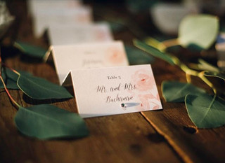 Tips for Seating Guests at Your Wedding Reception