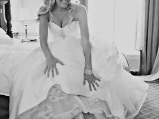 Saying YES to the perfect dress