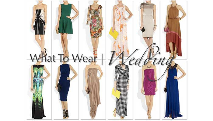 Wedding Dress Code Decoded,Long Sleeve Wedding Guest Dresses For Fall