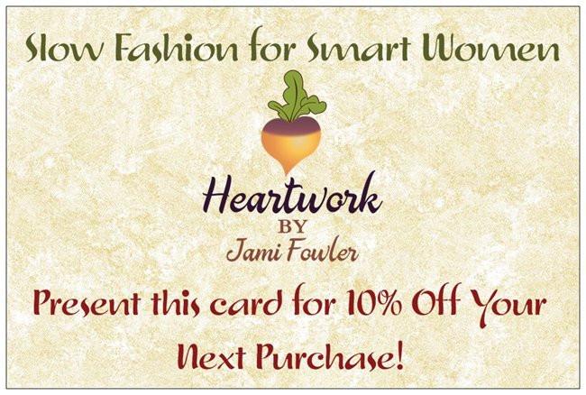 heartwork postcard