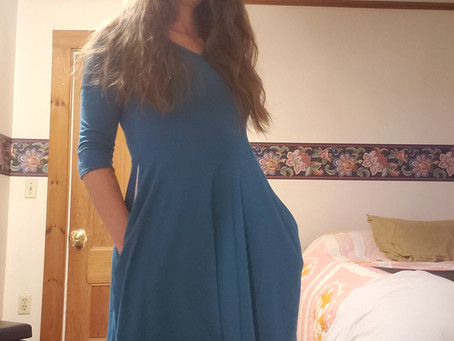 The Stasia Dress, 2nd attempt