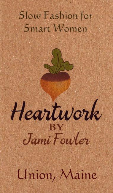 heartwork business card