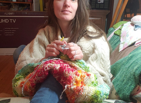 Knitting and Baking