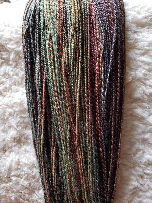 Mossy Oak Gradient DK weight yarn