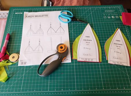 Pattern Review Jordy Bralette