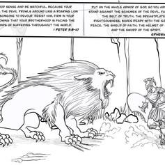 1 Peter 5:6-11 - Roaring Lion