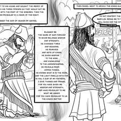 Daniel 2:19-24 - Dream Prayer