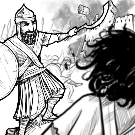 Joshua and the Battle of Jericho