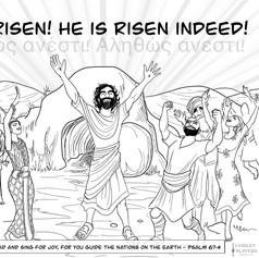 Easter 2021 - Alethos Anesti