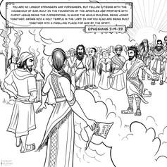 Ephesians 2:19-22 - Citizens