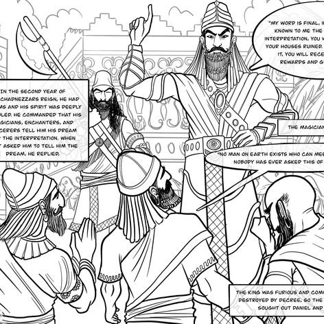 Daniel 2:1-13 - Dreams & Threats
