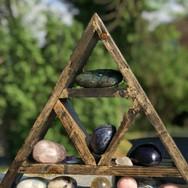 Multi Triangle Medium Shelving