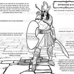 Ephesians 6:10-20 - Armor Of God