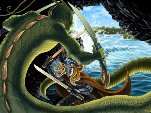 Ammonite-vs-SeaSnake.jpg