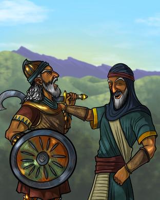 Joshua 36 - Joshua & Caleb