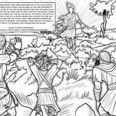 Advent 2020 - Luke 2:8-14 - Shepherds