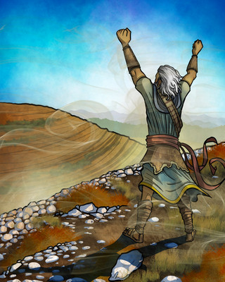 Joshua 38 - Timnath-Serah