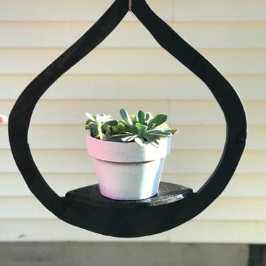 Hanging Teardrop Planter