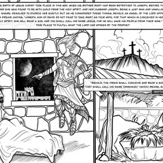 Advent 2020 - Matthew 1:18-23 - Joseph