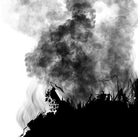 Joshua 34 - Hazor Burns.jpg