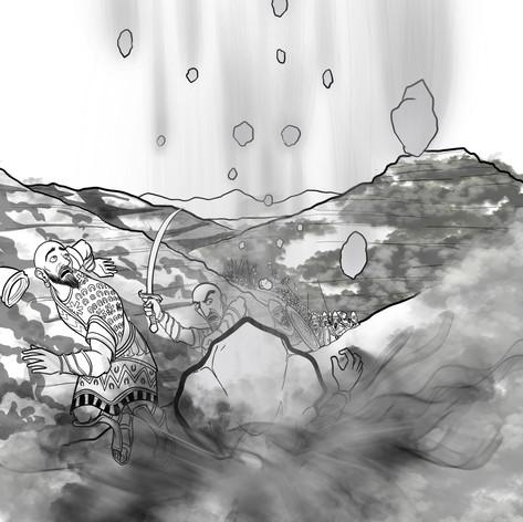 Joshua 28 - Hailstones.jpg